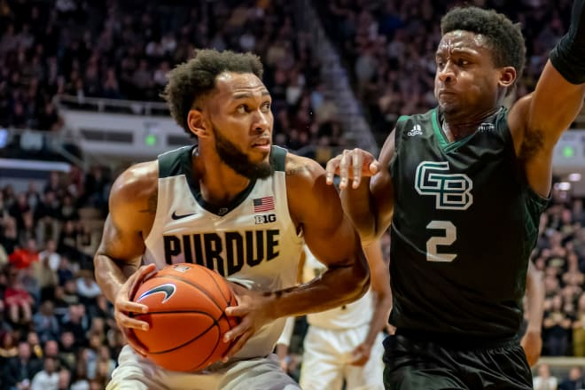 Purdue Basketball: Has The Injury Bug Bit Us Again