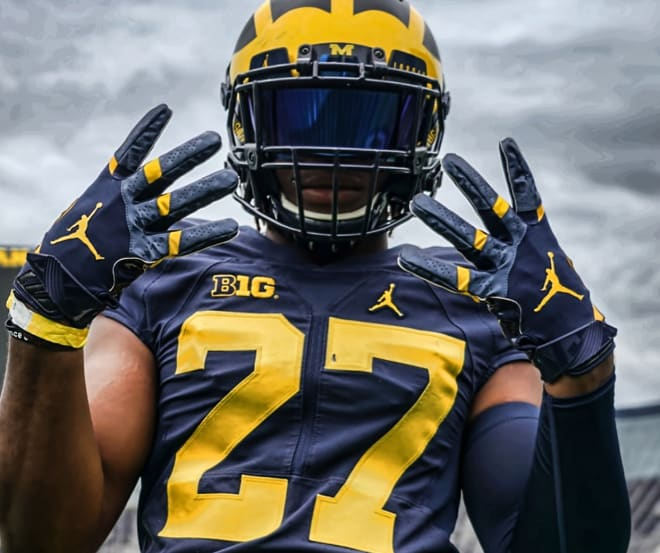online store 4933d a0f1e TheWolverine - Michigan Football Recruiting: Quavaris Crouch ...