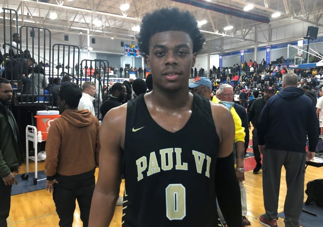 Basketball Recruiting - Duke jumps into pursuit of Trevor Keels after breakout performance