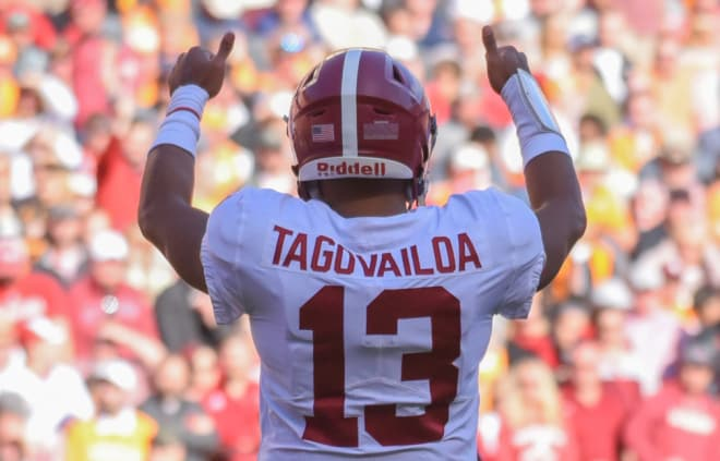 LSU defense prepares for Alabama QB Tua Tagovailoa