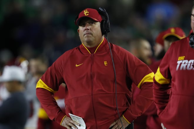 TrojanSports - Ask Farrell: If Helton is on his way out, who takes over?