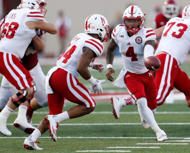 When the game is on the line, the Huskers have been hitching their wagon to Terrell Newby.