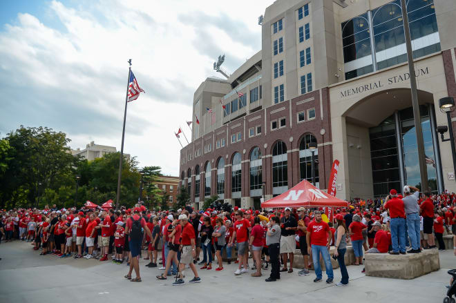 Could Nebraska add a more fan friendly festival before football games outside Memorial Stadium? It's a one of several discussion points right now.
