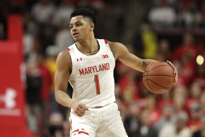 Northwestern looks to knock off No. 17 Maryland