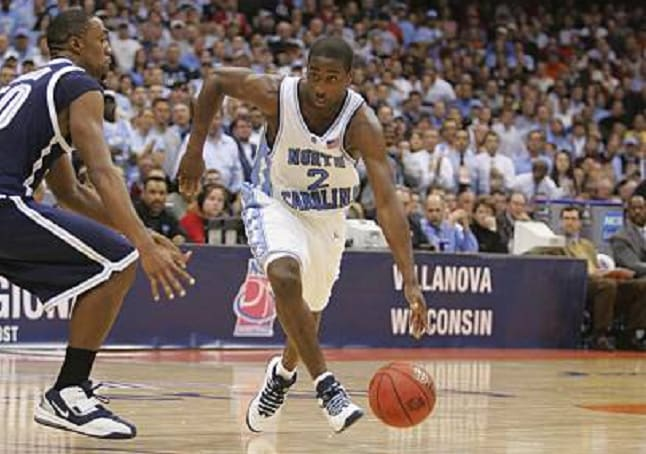 Felton versus Villanova in the 2005 Sweet 16.