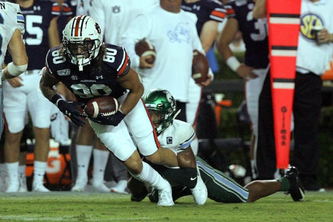 AuburnSports - Offense will be pretty good when 'those little things start clicking'