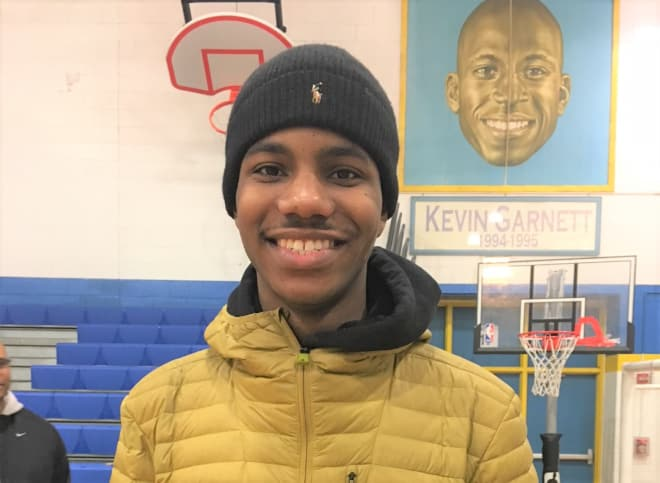 New Kansas State basketball commit Seryee Lewis