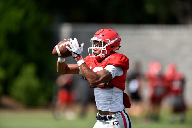 Demetris Robertson is one of a number of newcomers expected to make their mark.