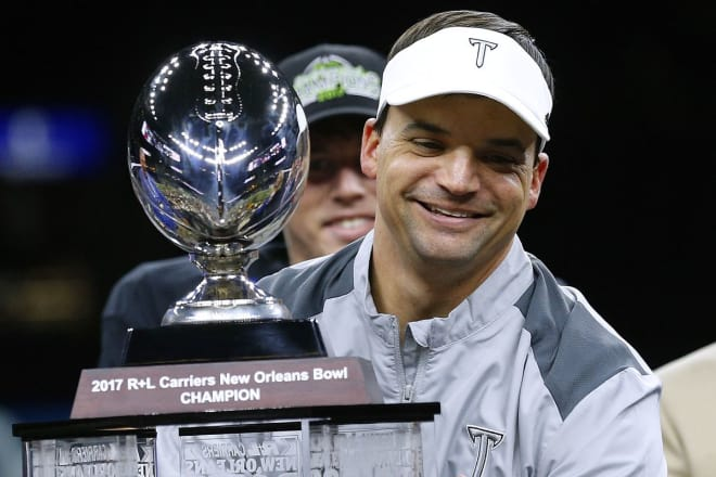 West Virginia Finalizing Deal to Hire Neal Brown as Head Coach