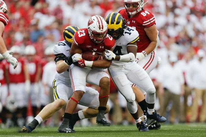 TheWolverine - Defense/Special Teams Notes: U-M's Defense Torched By Wisconsin Ground Game