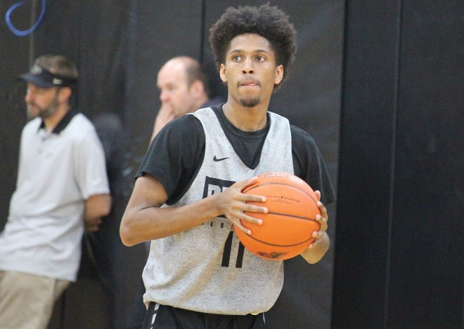 Isaiah Thompson is one of three new guards who'll factor into a retooled backcourt.