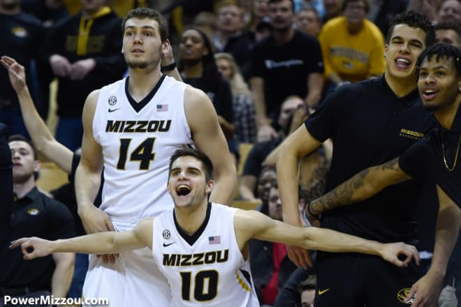 Balanced attack sends Missouri past No. 21 Texas A&M