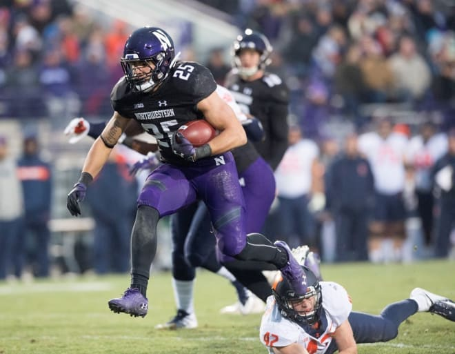Northwestern geared its offense around running back Isaiah Bowser last season, and he should once again be a feature piece in 2019.