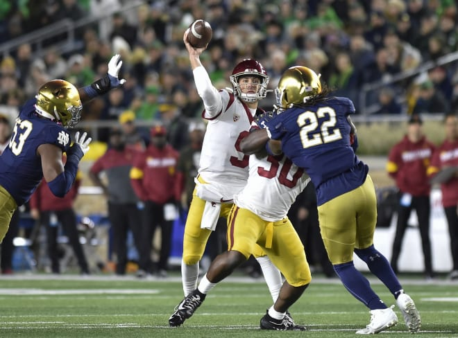TrojanSports - First-and-10: The key critiques and takeaways from USC's loss at Notre Dame