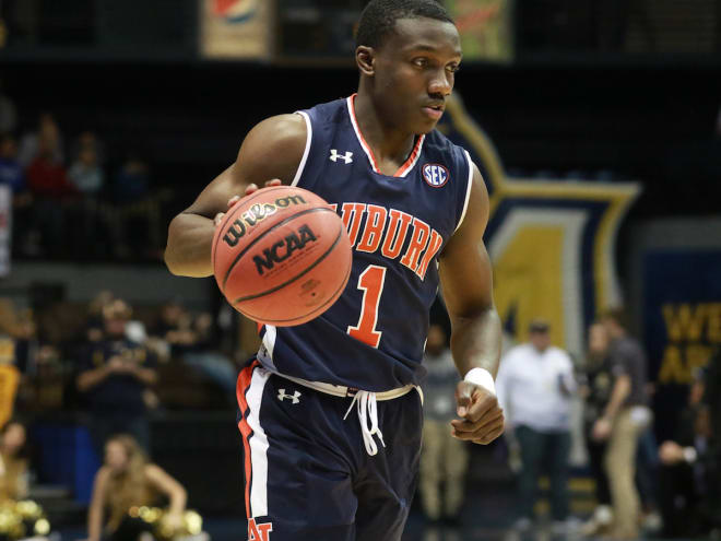 Harper's 11 late points gets Auburn past Murray State 81-77