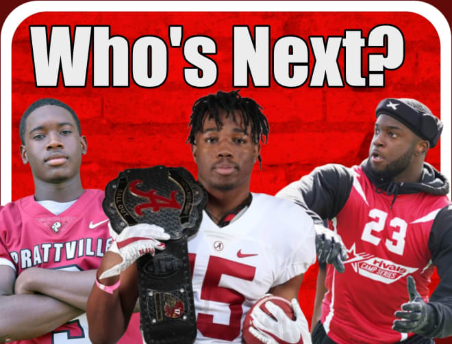 Who's next to commit to the Alabama Crimson Tide? Andrew Bone provides the latest.