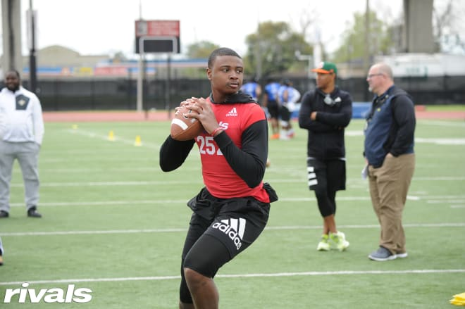 Texas A&M, FSU, Vols visits stand out to 2022 QB Tevin Carter