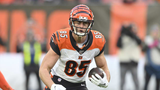 BlueAndGold - Former Irish TE Tyler Eifert Signs Free-Agent Contract