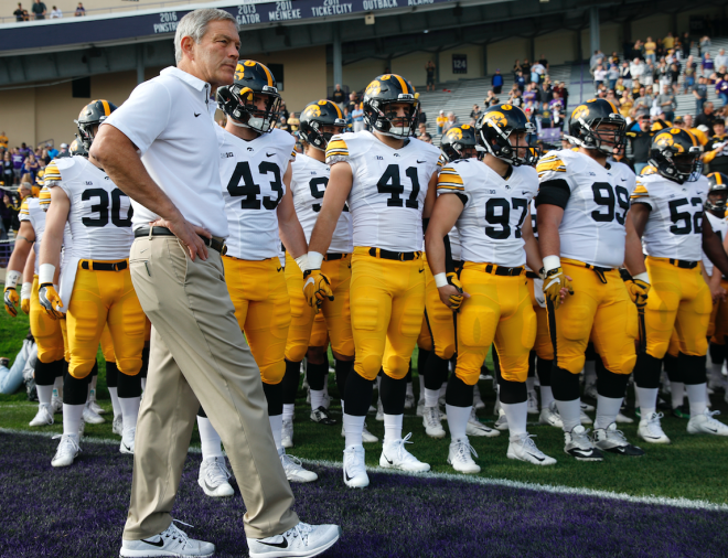 Ohio State looking to avoid letdown at risky Iowa