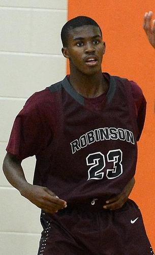 J.M. Robinson's Lavar Batts is still the #1 hoops prospect from the Class of 2017
