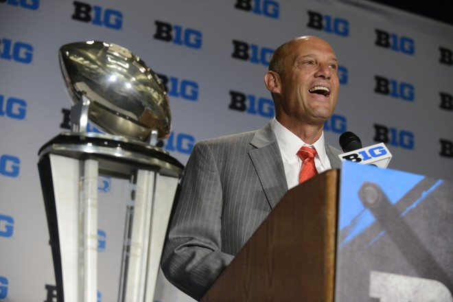 Big Ten Media Days 2017: When does Mark Dantonio speak?