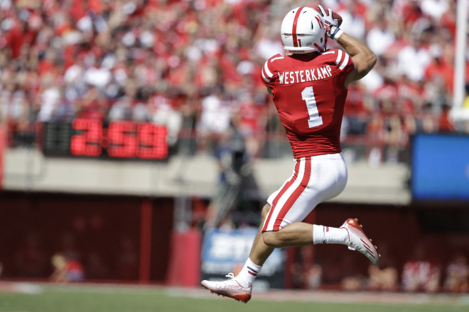 Nebraska will be loaded at receiver in 2016, and Jordan Westerkamp may be the best of the bunch.