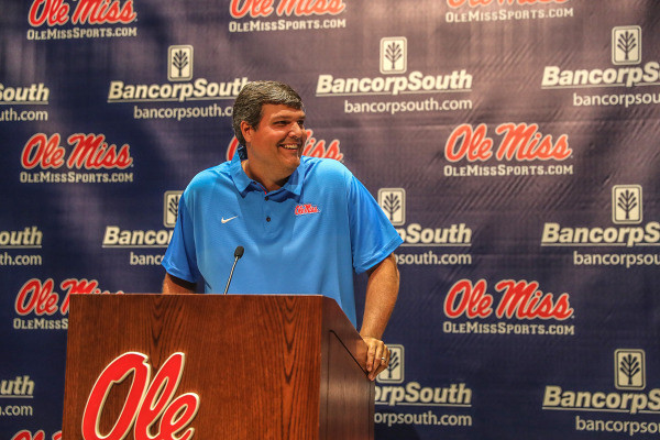 Matt Luke announces punishment for two Ole Miss players arrested