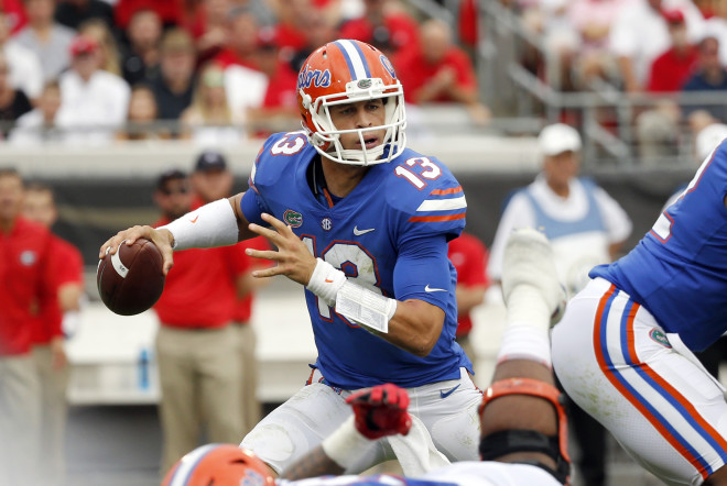 QB switch proves futile as Florida gets demolished by Missouri
