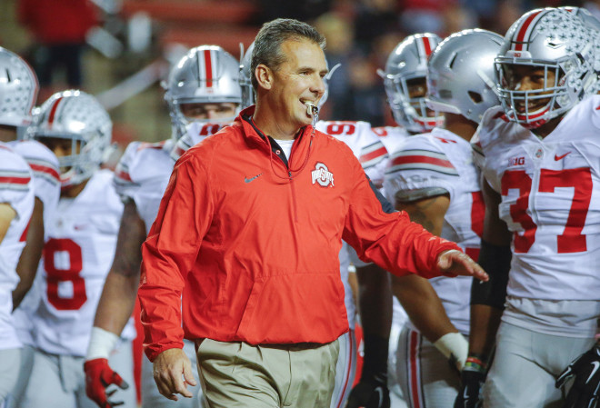 Meyer: Big Ten in dead heat with SEC