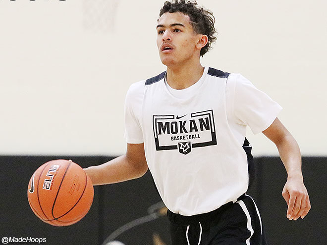 Five-star guard Trae Young talks about UK, other finalists