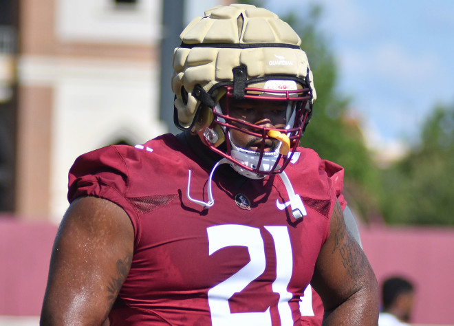 Jimbo Fisher on Derwin James: He can catch or run a reverse