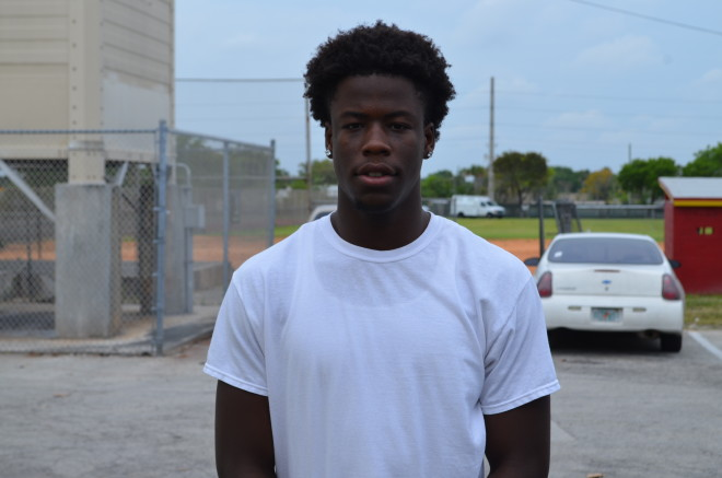 WR Jerry Jeudy says the 'Noles are moving up for him