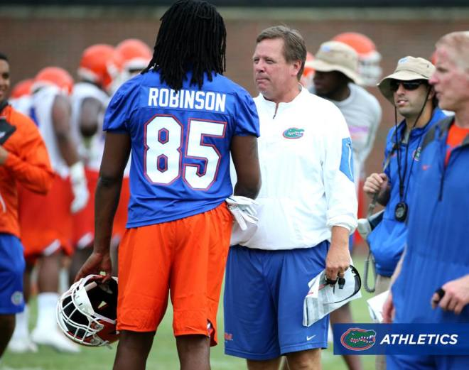 Two Florida Players Cited For Misdemeanor Marijuana Possession