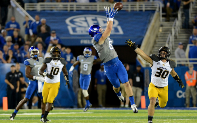 Kentucky survives another nail-biter, this time against Missouri