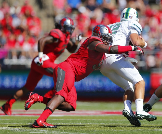 After missing essentially all of 2015, can Rutgers' Darius Hamilton come back and reach his All-American potential?