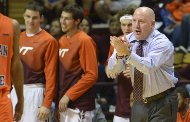Virginia Tech to play at Kentucky next basketball season