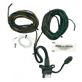 Superb Wiring Kits Trailer Towing Accessories Trailers Towing Wiring Digital Resources Caliashwinbiharinl