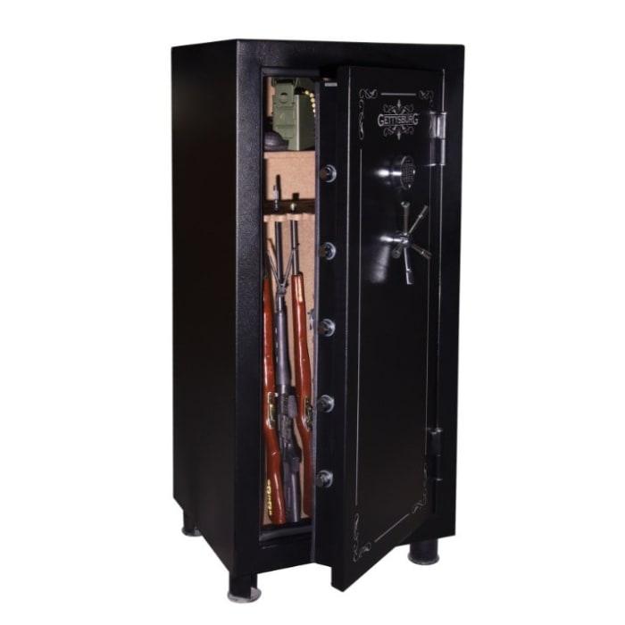 ab8a07207 Gettysburg 40 Gun Fire Water Resistant Safe FW40