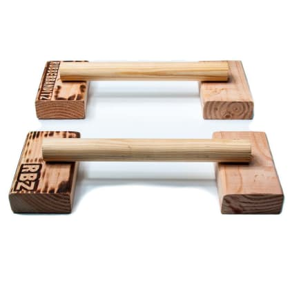 Lowrider Wood Parallettes