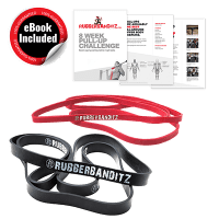 Medium, Heavy Resistance Band Combo