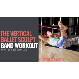 The Vertical Ballet Sculpt by Jill Breckenridge