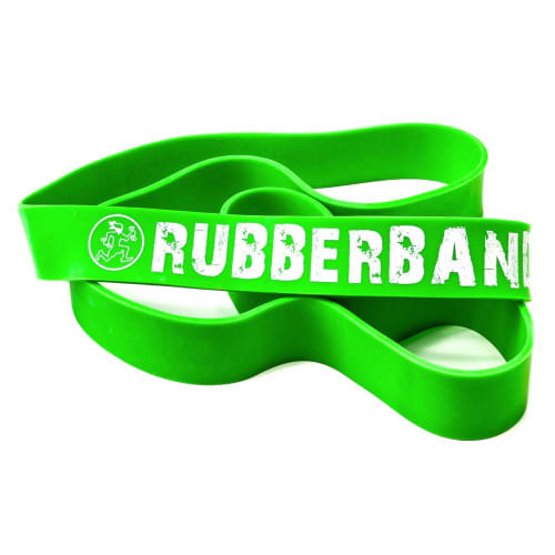 Neon Green Power Resistance Band