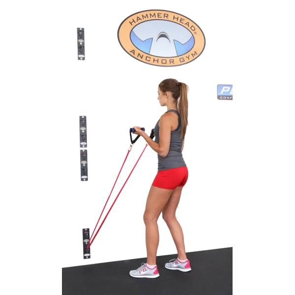 Hammer Head Anchor Gym Plus Configuration