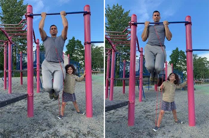 Rubberbanditz Weighted Pull Ups