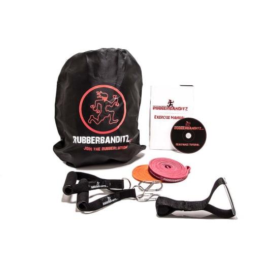 Basic Mobile Gym Kit in a Bag