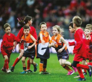 Footballs for JPP