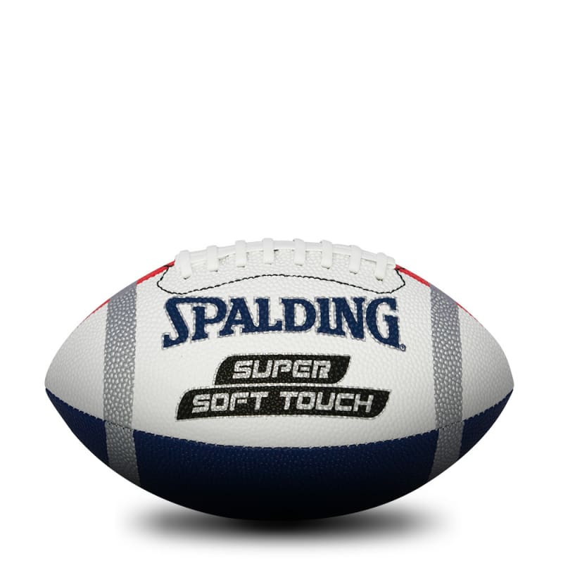 Super Soft Gridiron Football - Red/White/Blue