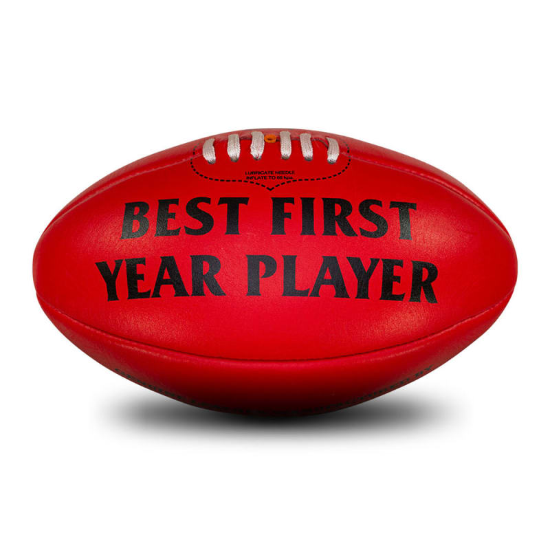 Best First Year Player Football