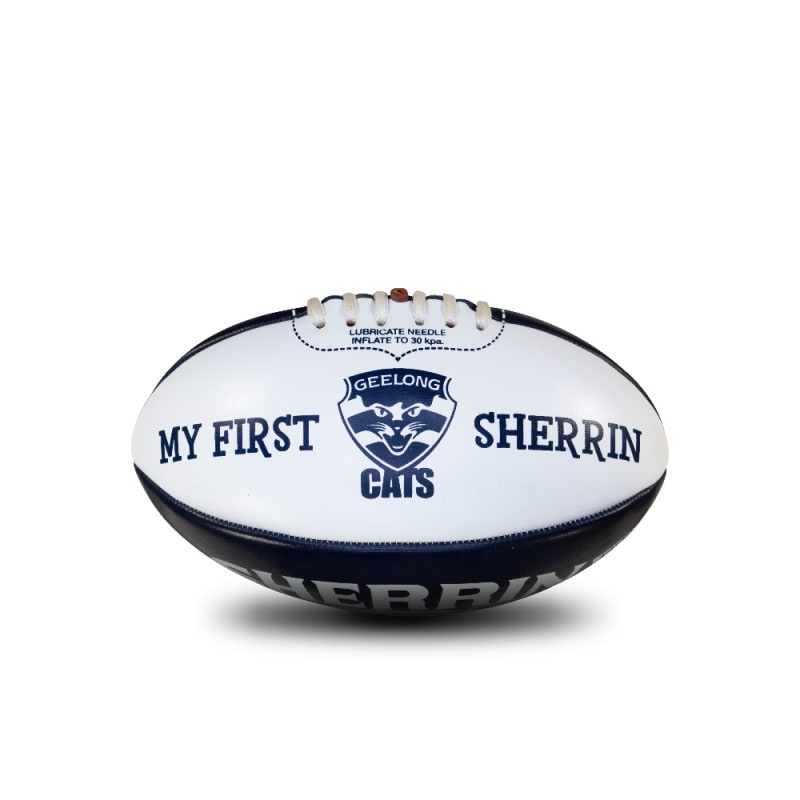 My First Sherrin - AFL Team - Geelong