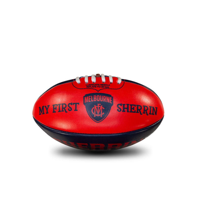My First Sherrin - AFL Team - Melbourne